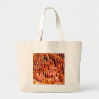 Park Hoodoos Formations Bryce Canyon Utah Canvas Bags