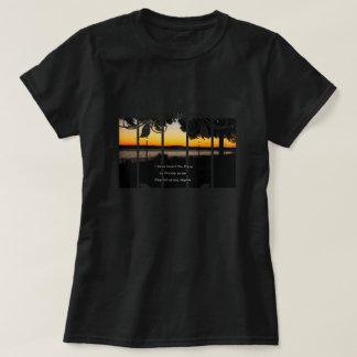 Park Lights in West Haven T-shirt