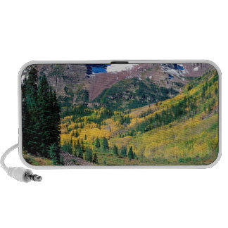 Park Maroon Bells White River Forest Colorado Travel Speakers