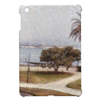 Park on waterfront in Melbourne iPad Mini Cases