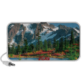 Park Perfect Snoqualmie Forest Travel Speaker