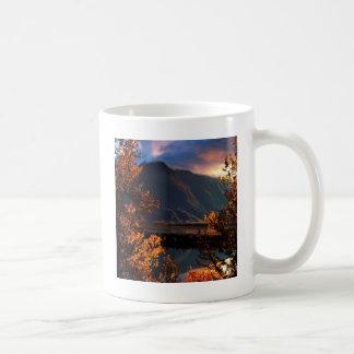 Park Pioneer Peak Matanuska Valley Alaska Coffee Mug