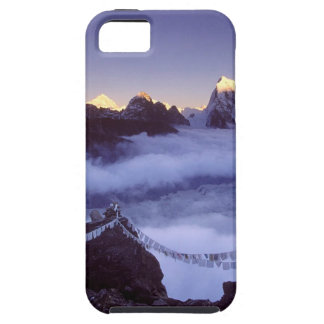 Park Prayer Flags On Everest Nepal iPhone 5 Cover