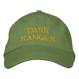 Park Ranger Embroidered Cap