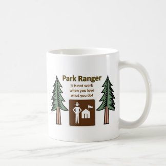 Park Ranger Coffee Mugs