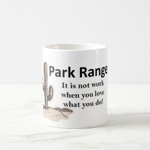 Park Ranger Mugs