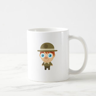 Park Ranger - My Conservation Park Basic White Mug