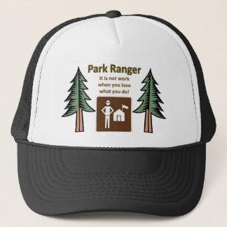Park Ranger Trucker Hat