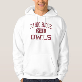 Park Ridge - Owls - High - Park Ridge New Jersey Hoodie