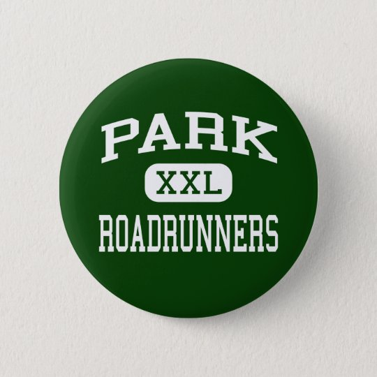 Park - Roadrunners - Junior - Beckley 6 Cm Round Badge