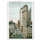 Park Row, New York Card