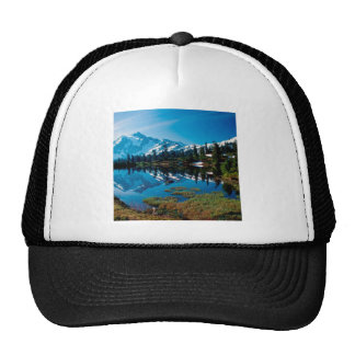 Park Shuksan Cascades Cap