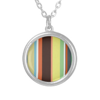 Park stroll personalized necklace