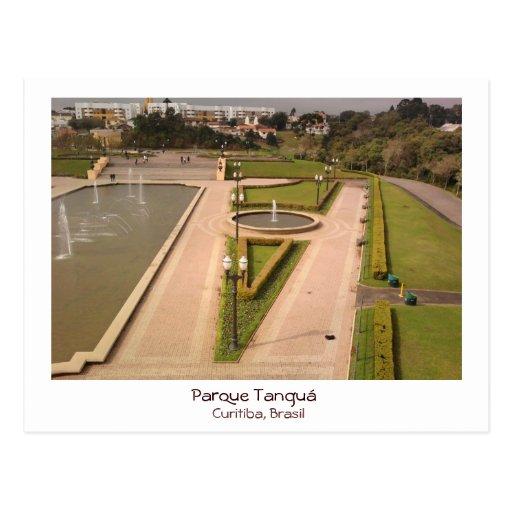 Park Tanguá - Curitiba, Brazil Post Cards