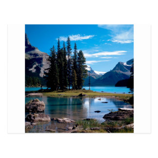Park The Great Outdoors Jasper Alberta Canada Postcard