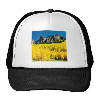 Park Uncompahgre Peak Aspen Colorado Hat