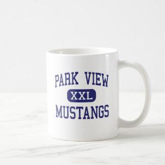 Park View Mustangs Middle Mukwonago Mug