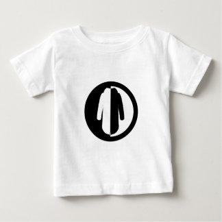 Parka Power is a cool retro mod motif Baby T-Shirt