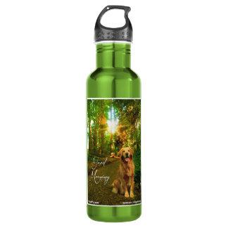 ParkerPup Aluminium 24oz 710 Ml Water Bottle
