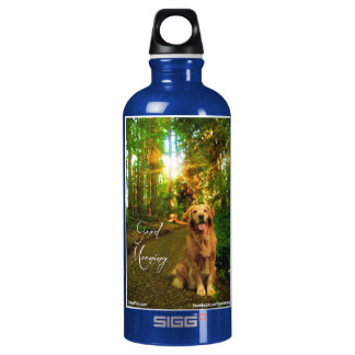 ParkerPup Aluminium 24oz Water Bottle