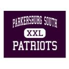 Parkersburg South - Patriots - High - Parkersburg Postcard