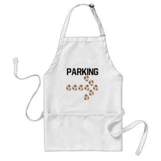 Parking Adult Apron