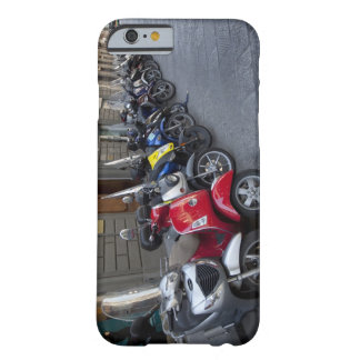 Parking is extremelly hard to find, Scooters are Barely There iPhone 6 Case