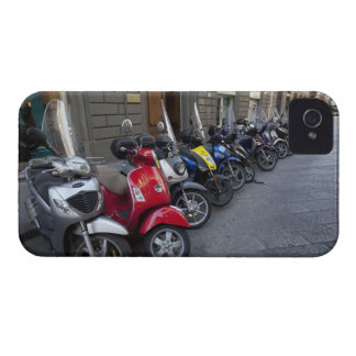 Parking is extremelly hard to find, Scooters are iPhone 4 Case