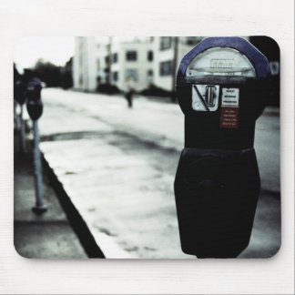 Parking Meter Mouse Pad