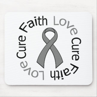 Parkinson s Disease Faith Love Cure Mouse Mat
