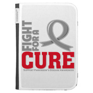 Parkinson's Disease Fight For A Cure Kindle Keyboard Cases