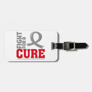 Parkinson's Disease Fight For A Cure Luggage Tags