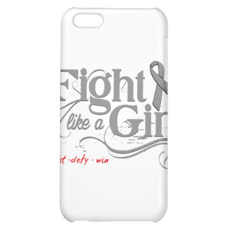 Parkinson s Disease Fight Like A Girl Elegant Cover For iPhone 5C