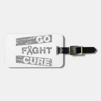 Parkinson's Disease Go Fight Cure Tag For Luggage