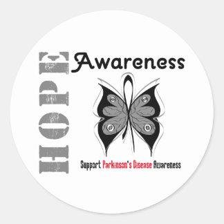 Parkinson s Disease Hope Awareness Stickers