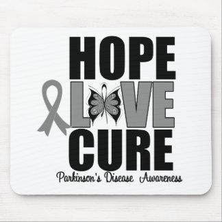Parkinson s Disease Hope Love Cure Mouse Mats