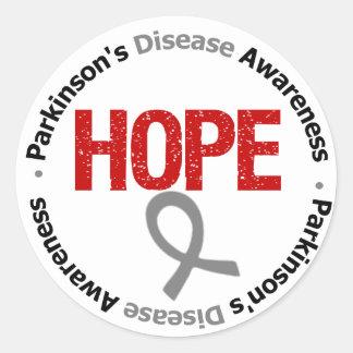 Parkinson s Disease HOPE Sticker