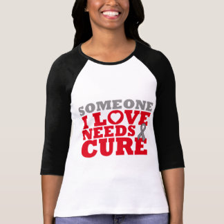Parkinson's Disease Someone I Love Needs A Cure T-shirt