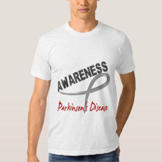 Parkinson's Disease Awareness 3 T Shirts
