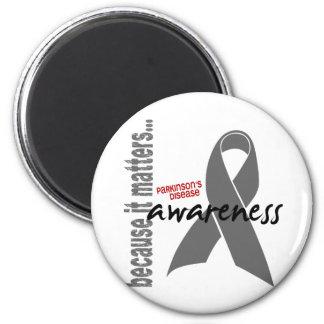 Parkinsons Disease Awareness Magnet