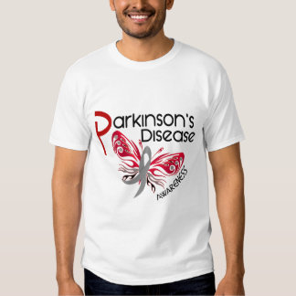 Parkinsons Disease BUTTERFLY 3.1 Shirts