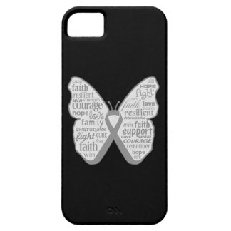 Parkinsons Disease Butterfly Ribbon iPhone 5 Covers