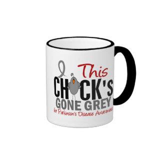 Parkinsons Disease Chick Gone Grey Mug