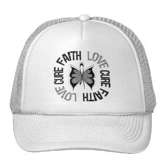 Parkinson's Disease Faith Love Cure Trucker Hat