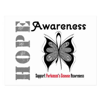 Parkinson's Disease Hope Awareness Postcard