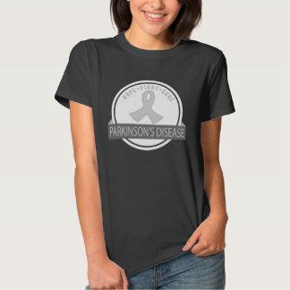Parkinsons Disease Hope Fight Cure Womens T-shirt