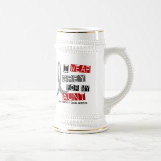 Parkinsons Disease I WEAR GREY FOR MY AUNT 37 Coffee Mugs