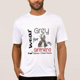 Parkinsons Disease I Wear Grey For My Girlfriend Tee Shirts