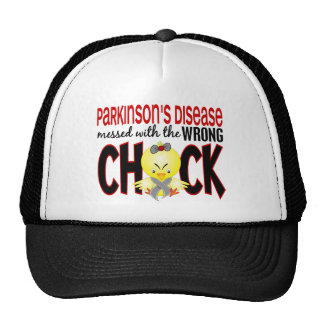 Parkinson's Disease Messed With The Wrong Chick Cap