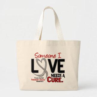 Parkinsons Disease NEEDS A CURE 2 Bag
